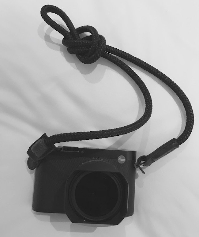 Leica Q Sailor Strap
