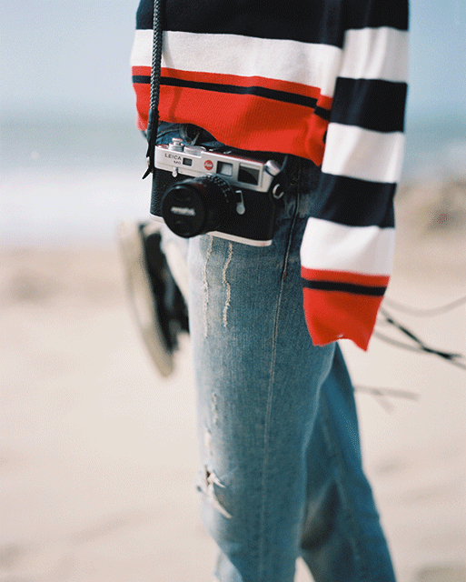 Leica M6 rope strap