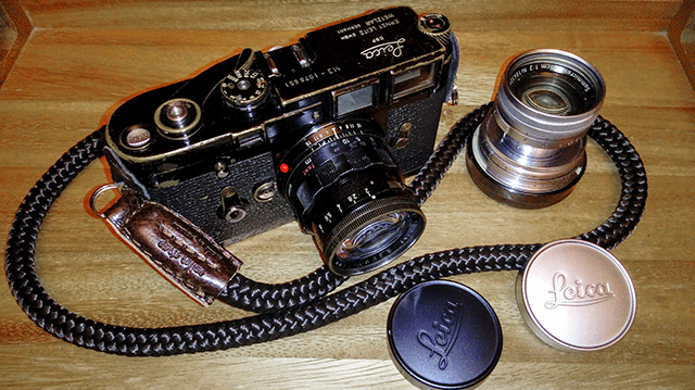 Leica M3 rope strap